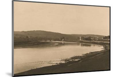 'Bridge of Dee, Aberdeen', 1902-Unknown-Mounted Photographic Print