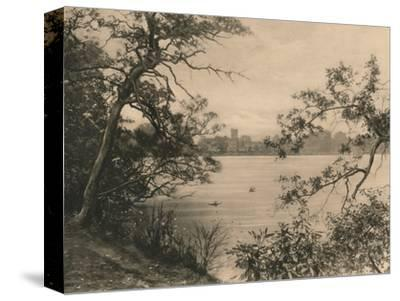 'Trentham Hall', 1902-Unknown-Stretched Canvas Print