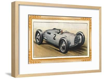'Auto-Union', c1936-Unknown-Framed Giclee Print