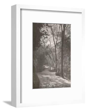 'The Spirit of Tijuca', 1914-Unknown-Framed Photographic Print