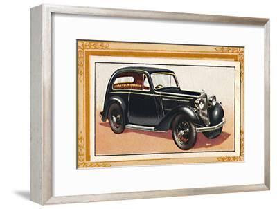 'Talbot Ten Sports Saloon', c1936-Unknown-Framed Giclee Print
