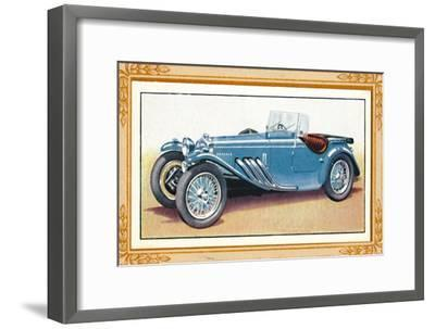 'Frazer Nash Shelsey Two-Seater', c1936-Unknown-Framed Giclee Print