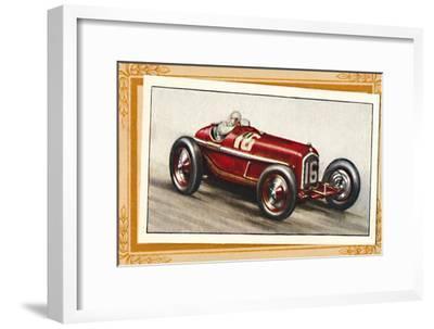 'Alfa-Romeo', c1936-Unknown-Framed Giclee Print