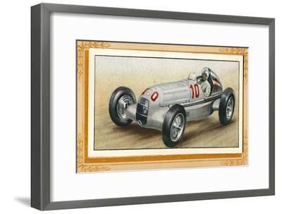 'Mercédès-Benz', c1936-Unknown-Framed Giclee Print