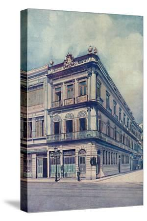 'The British Bank of South America, Limited', 1914-Unknown-Stretched Canvas Print