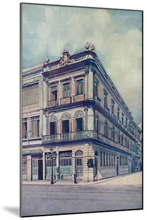 'The British Bank of South America, Limited', 1914-Unknown-Mounted Giclee Print