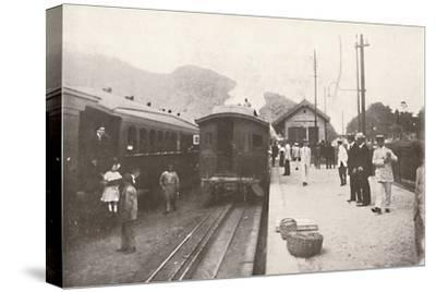'Alto da Serra: Petropolis - Leopoldina Railway', 1914-Unknown-Stretched Canvas Print
