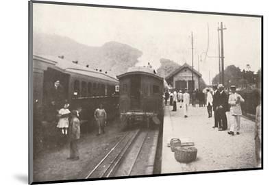 'Alto da Serra: Petropolis - Leopoldina Railway', 1914-Unknown-Mounted Photographic Print
