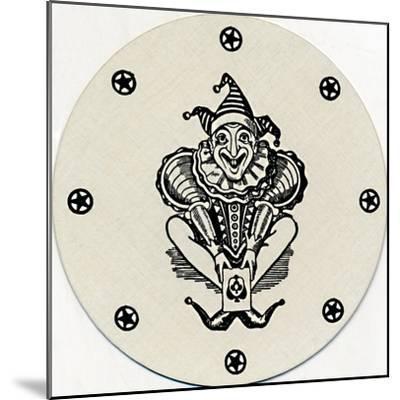 'Joker', c1929-Unknown-Mounted Giclee Print