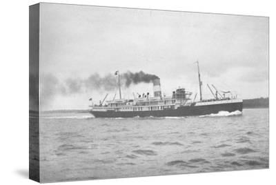 'The Brazilian Lloyd, SS Para., 1914-Unknown-Stretched Canvas Print