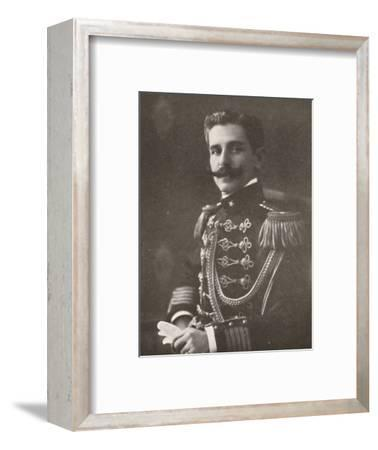 'Colonel James Andrews', 1914-Unknown-Framed Photographic Print