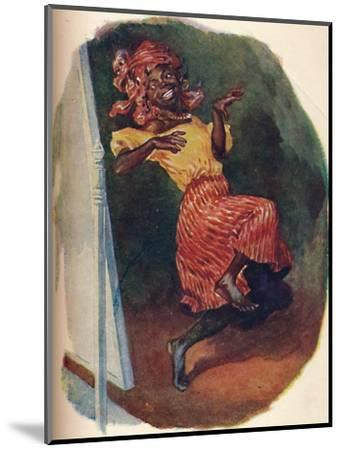 'Dancing before the glass in great style', 1929-Unknown-Mounted Giclee Print