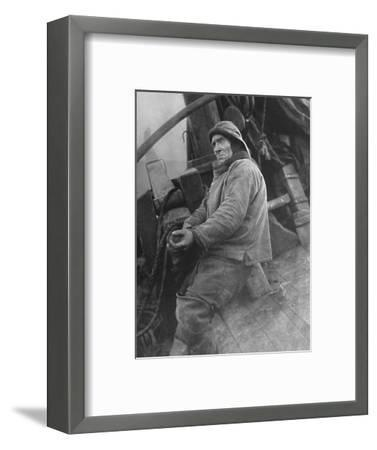 'No title - J. W. Zanders Paper Maker's Sample', 1910-Unknown-Framed Photographic Print