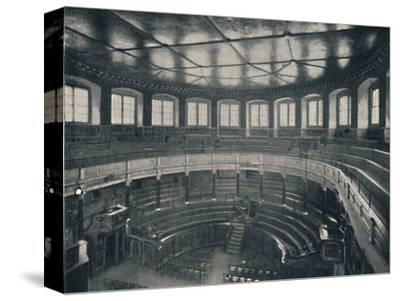 'The Sheldonian Theatre, Oxford', 1903-Unknown-Stretched Canvas Print