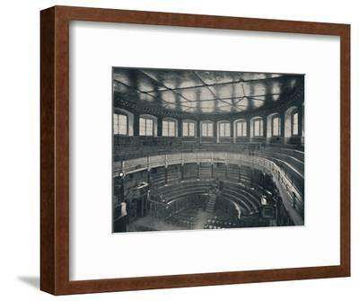 'The Sheldonian Theatre, Oxford', 1903-Unknown-Framed Photographic Print