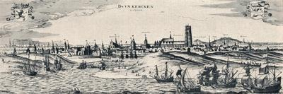 'Dunkirk', c1641, (1903)-Unknown-Stretched Canvas Print