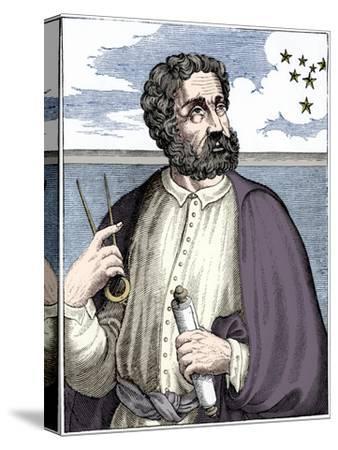 Ferdinand Magellan (c1480-c1521), Portugese navigator-Unknown-Stretched Canvas Print