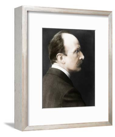 Max Planck (1858-1947), c1918-Unknown-Framed Photographic Print
