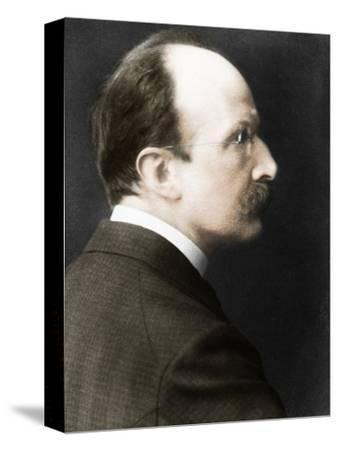 Max Planck (1858-1947), c1918-Unknown-Stretched Canvas Print