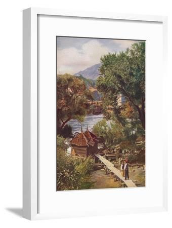 'Bosnia ...', c1920-Unknown-Framed Giclee Print