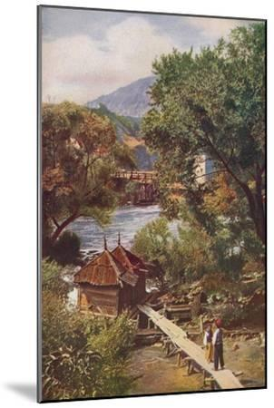 'Bosnia ...', c1920-Unknown-Mounted Giclee Print