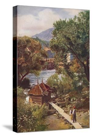 'Bosnia ...', c1920-Unknown-Stretched Canvas Print