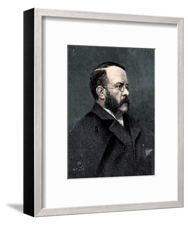 Thomas John Barnardo (1845-1905), Irish-born philanthropist and physician, 1893-Unknown-Framed Giclee Print