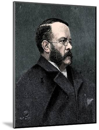 Thomas John Barnardo (1845-1905), Irish-born philanthropist and physician, 1893-Unknown-Mounted Giclee Print