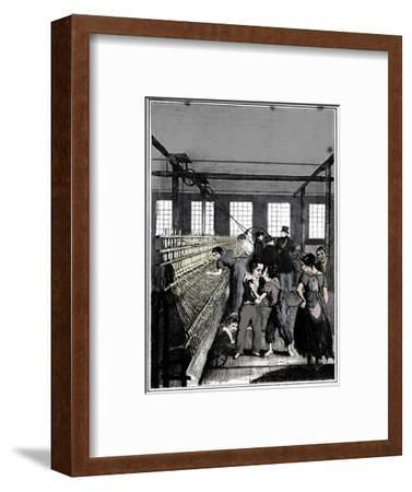 'Love Conquered Fear', 1840-Unknown-Framed Giclee Print