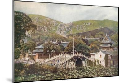 'China ...', c1920-Unknown-Mounted Giclee Print