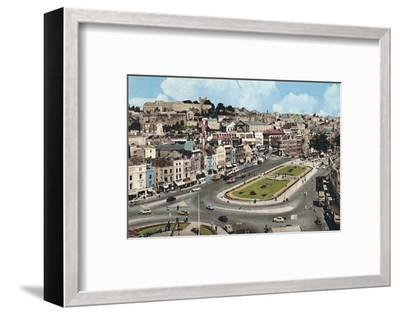 'City Centre, Bristol', c1940s-Unknown-Framed Photographic Print