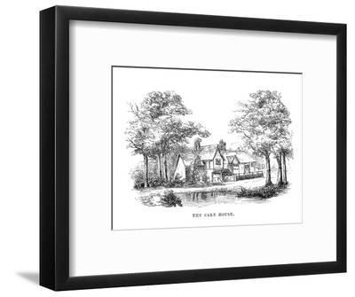 'The Cake House', c1870-Unknown-Framed Giclee Print