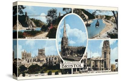 'Bristol', c1940s-Unknown-Stretched Canvas Print