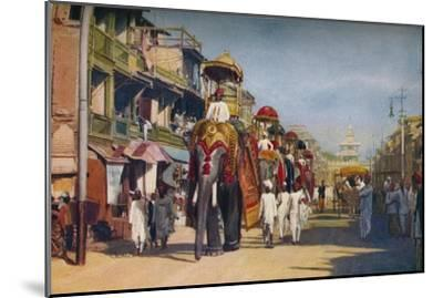 'Bombay ...', c1920-Unknown-Mounted Giclee Print