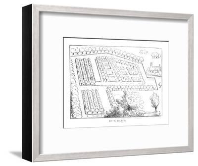 'Duck Island', c1870-Unknown-Framed Giclee Print