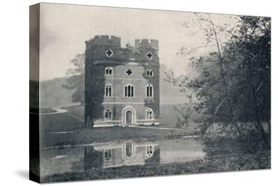 'Remains of Wolsey's Palace, Esher', 1903-Unknown-Stretched Canvas Print