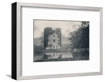 'Remains of Wolsey's Palace, Esher', 1903-Unknown-Framed Photographic Print