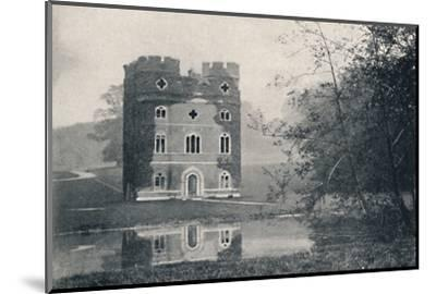 'Remains of Wolsey's Palace, Esher', 1903-Unknown-Mounted Photographic Print