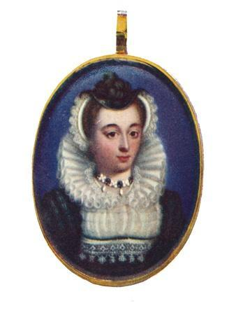 'Mary, Queen of Scots', c1580-1610, (1903)-Unknown-Framed Giclee Print