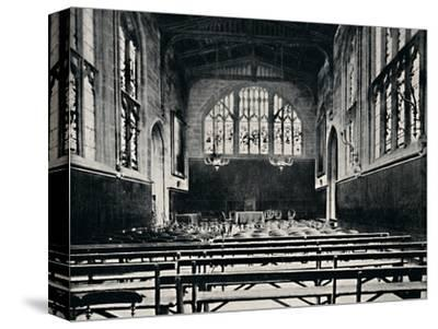'St. Mary's Hall, Coventry', 1903-Unknown-Stretched Canvas Print