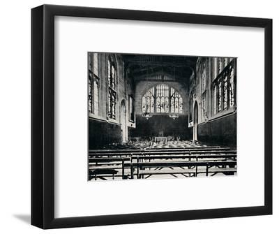 'St. Mary's Hall, Coventry', 1903-Unknown-Framed Photographic Print