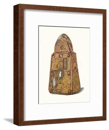 'Shrine of St. Patrick's Bell', 1903-Unknown-Framed Giclee Print