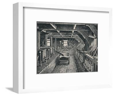'The Longford Cheese Factory, Derbyshire', c1881, (1904)-Unknown-Framed Giclee Print