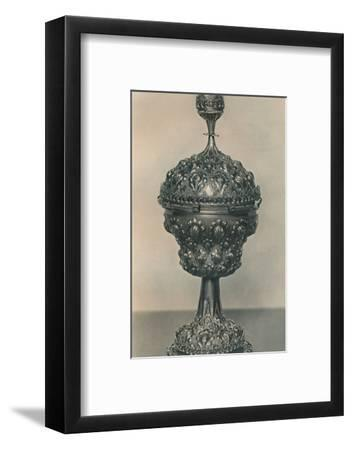 'The Election Cup belonging to Winchester College', 1903-Unknown-Framed Photographic Print