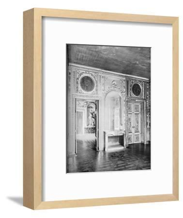 Salon, with Door Open into Dining Room - Hotel Lauzen-Unknown-Framed Photographic Print