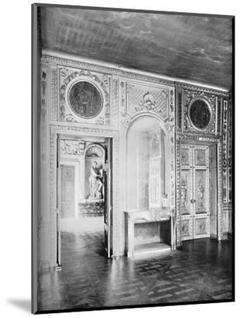 Salon, with Door Open into Dining Room - Hotel Lauzen-Unknown-Mounted Photographic Print