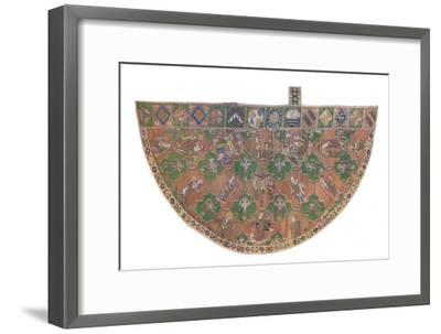 'The Syon Cope', 1310-1320, (1902)-Unknown-Framed Giclee Print