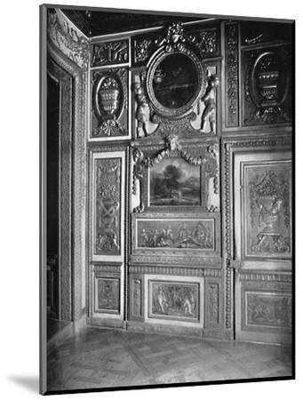 State Bedroom, Showing Alcove - Hotel Lauzen-Unknown-Mounted Photographic Print