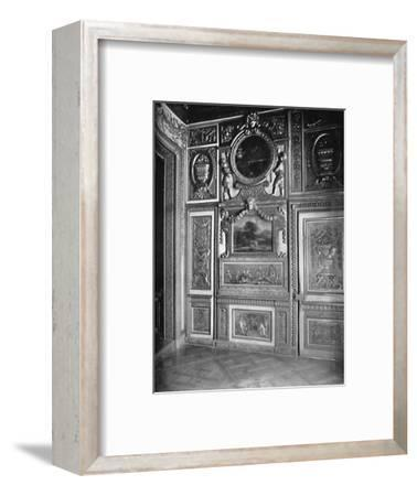 State Bedroom, Showing Alcove - Hotel Lauzen-Unknown-Framed Photographic Print