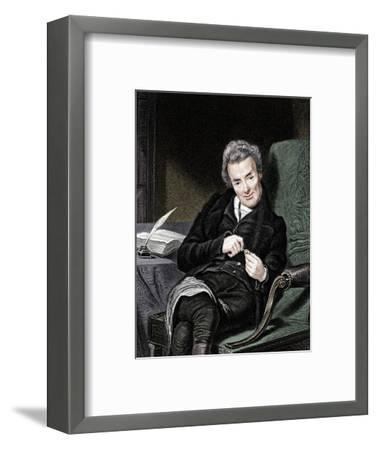 William Wilberforce, English philanthropist-Unknown-Framed Giclee Print